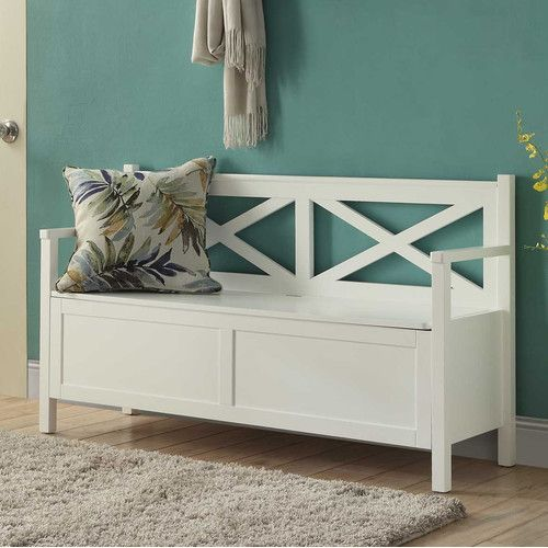 Found it at Wayfair - Washington Storage Entryway Bench