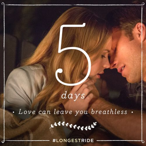5 days until you're crushing on Scott Eastwood in The Longest Ride. Get tickets now! http://fox.co/LongestRideTickets