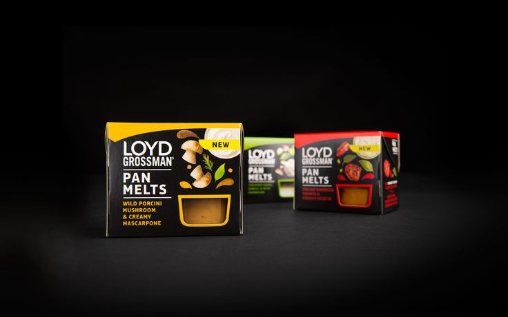 Loyd Grossman « Creative Agency, Branding & Packaging Design | Leeds