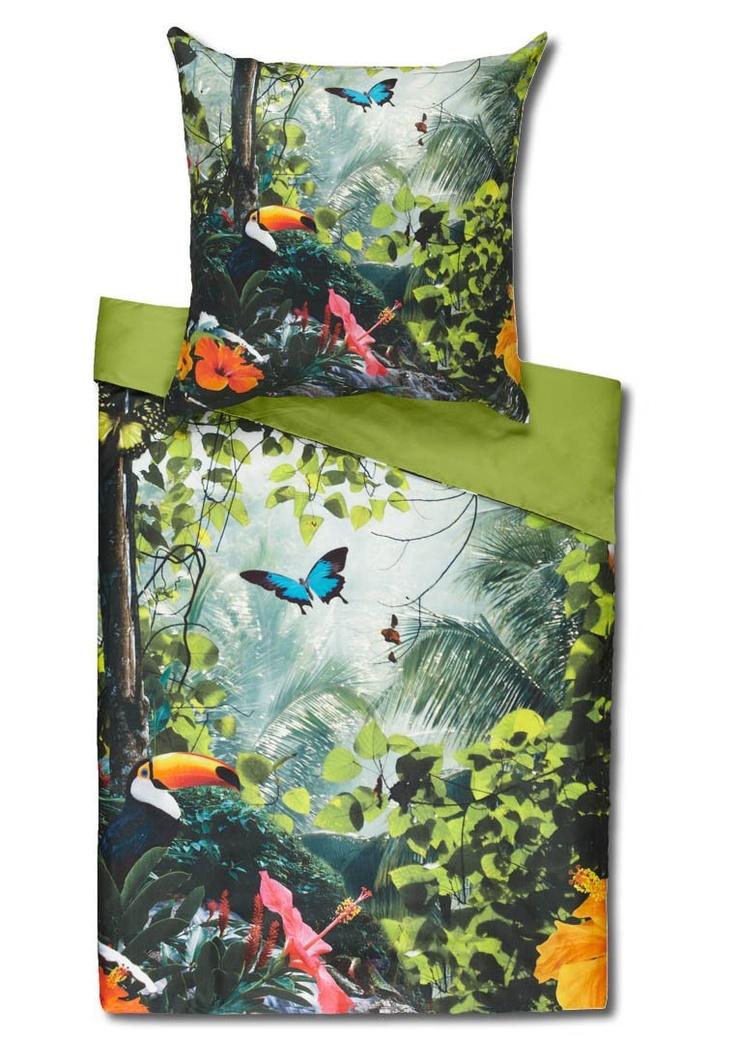 Essenza - GABRIEL - Sengetøj str 220cm Multicolor