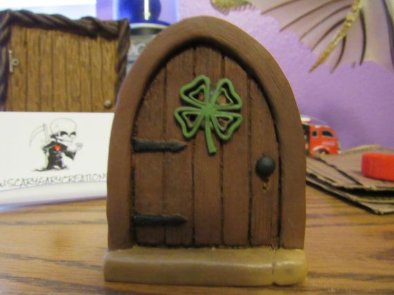 245 best images about irish fairy gardens on pinterest for Irish fairy door ideas