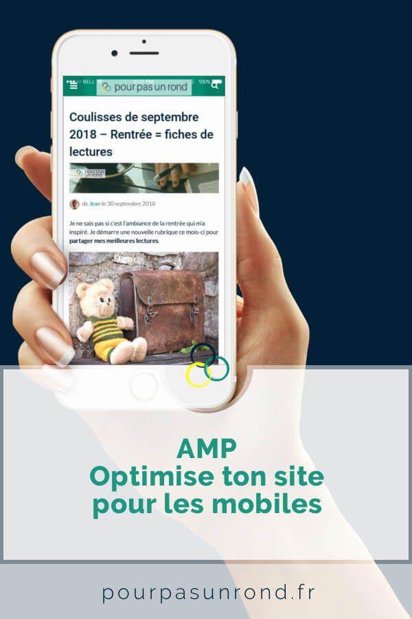 AMP : optimise ton site sur mobiles. Cette extension WordPress te permet de créer facilement