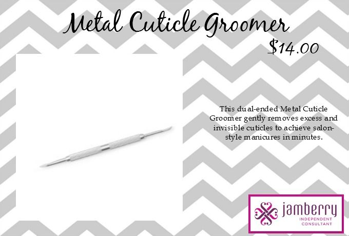 Jamberry Metal Cuticle Groomer with Australian Pricing. #Jamberry #MetalCuticleGroomer #Australian #Pricing #Products #AU