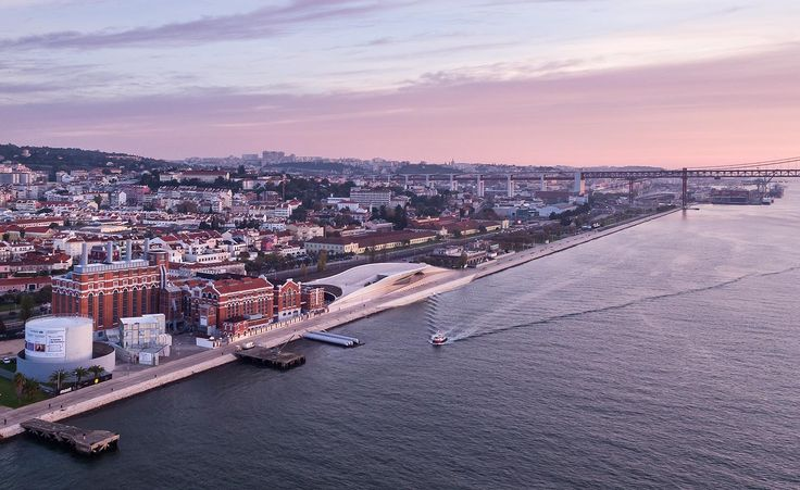 "Lisbon was chosen ""Best City"" in Wallpaper* magazine´s Design Awards 2017 