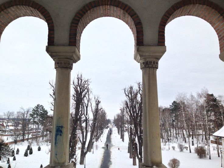 #Winter #PalaceMogosoaia