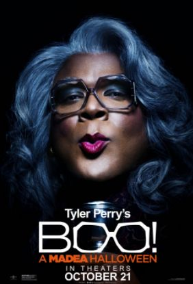 Download Tyler Perry's Boo 2! A Madea Halloween online