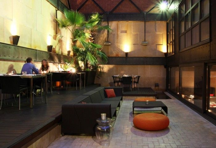Restaurante 3 | Hotel Granados 83  Baecelona