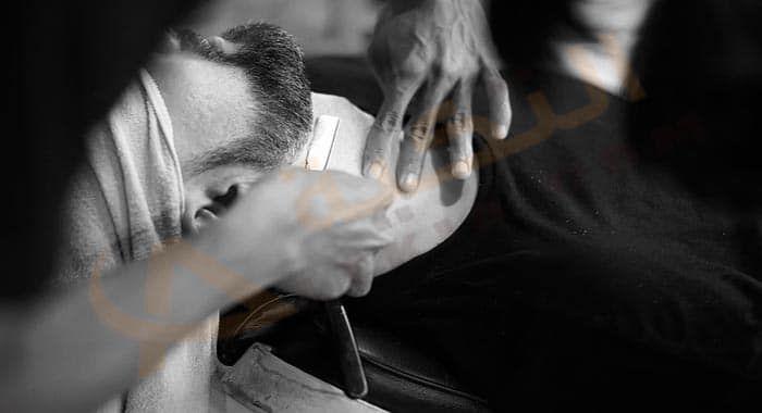 تفسير حلم رؤية الحلاقة في المنام رمز الحلاقة في الحلم للعزباء والمتزوجة والحامل والرجل معنى الحلاقة للميت رؤيا الحلا Fictional Characters Holding Hands John