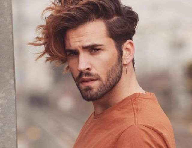 17 Best Images About MEN'S MEDIUM HAIRSTYLES On Pinterest