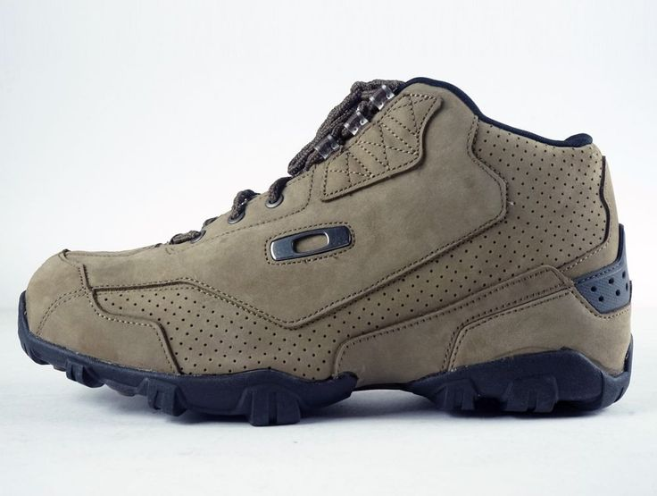 Oakley Mens Battalion Mid Leather Sports Athlectic Running Trekking Shoes size12 #Oakley #AthleticSneakers
