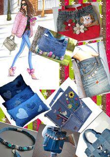 Aprende Creando: Taller aplicación costura y bisutería