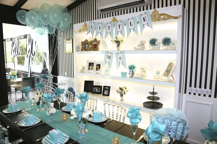 tiffany themed baby shower tiffany co themed baby shower pinterest