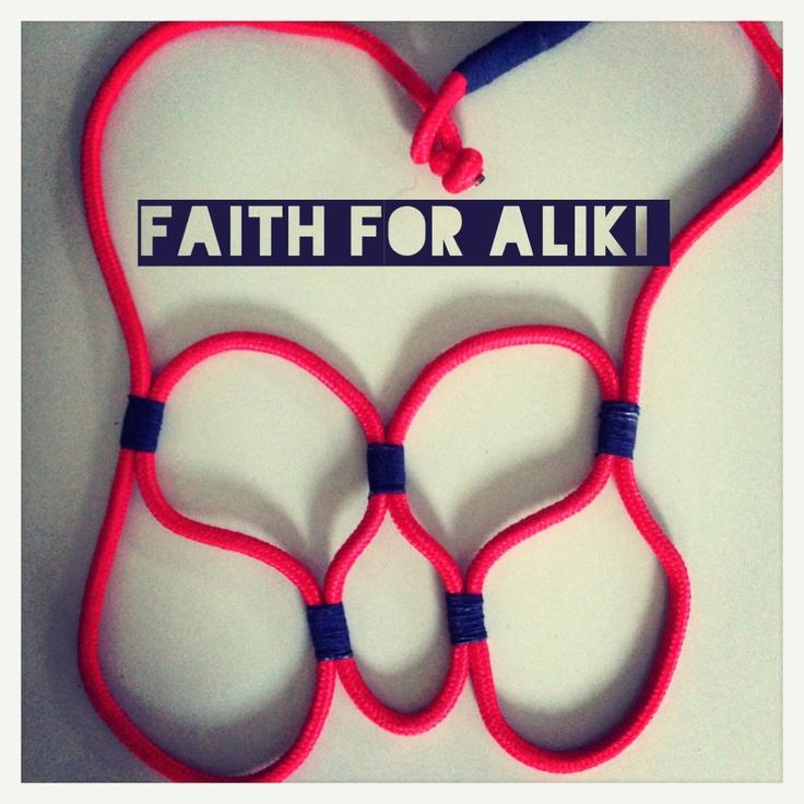 Design Faith by KS for ALIKI