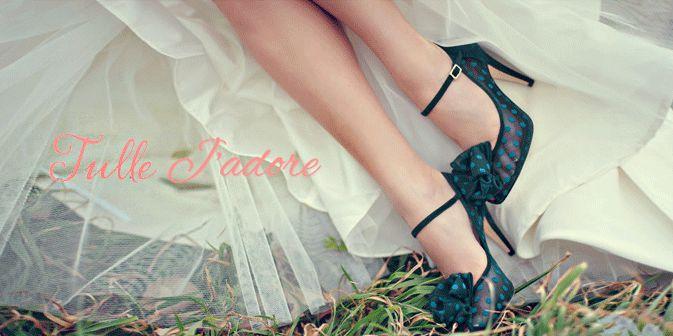 Tutus skirts, φορέματα ακόμη και παπούτσια φτιαγμένα από τούλι! Marchesa, Oscar de la Renta, Vera Wang και πολλοί άλλοι, έχουν κατά καιρούς χρησιμοποιήσει κ