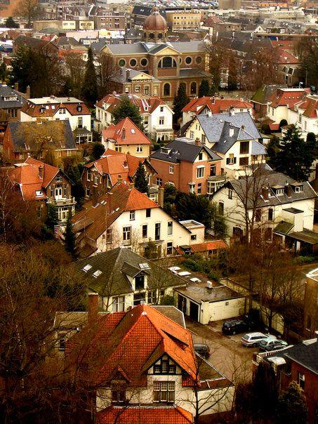 Hilversum, Noord-Holland.