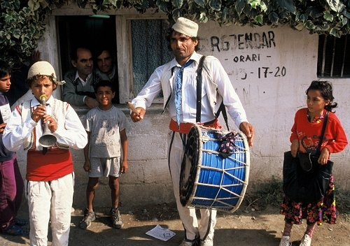 Albania, can't get enough of the music.