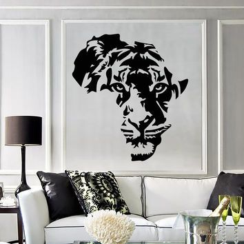 Image result for wall decal maps of africa