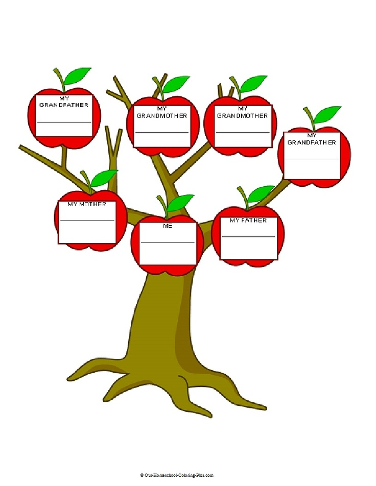 The 25+ best Family tree template word ideas on Pinterest Kids - family tree template