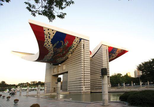 한국 현대건축을 가장 한국적으로 승화시킨 건축가 김중업
