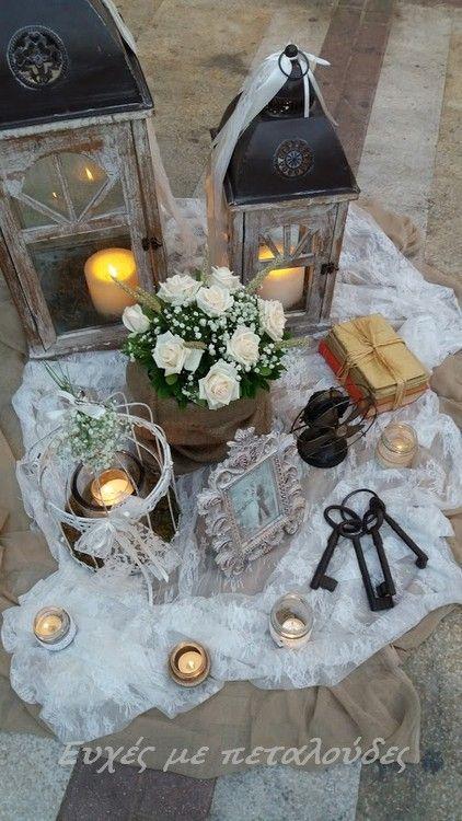 """Διακόσμηση γάμου! """"Ευχές με πεταλούδες"""" Γάμος-Βάπτιση-Διακόσμηση Σεϊζάνη 3 Ν.Ιωνία Αττικής 211 4014023. www.grgamos.com"""