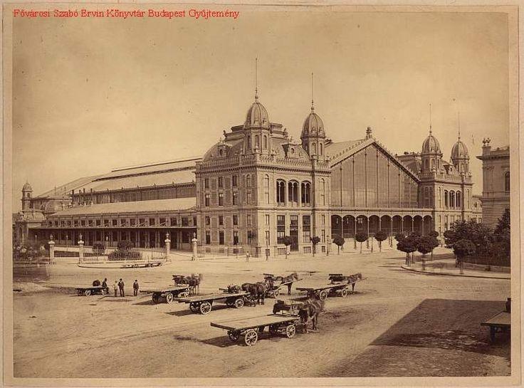 Budapest anno: több, mint nosztalgia...: Épül a nagykörút, 1872