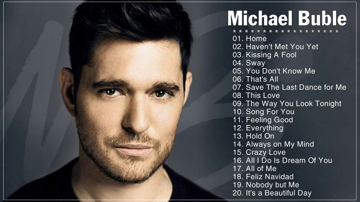 Michael Bublé Greatest Hits Cover - Best Songs of Michael Bublé - Michae...