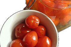 Консервировируем помидоры с водкой | БУДЕТ ВКУСНО!