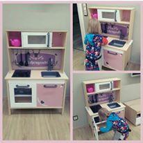 Ikea kinderküche gepimpt  68 besten IKEA HACK - DUKTIG Kinderküche Bilder auf Pinterest