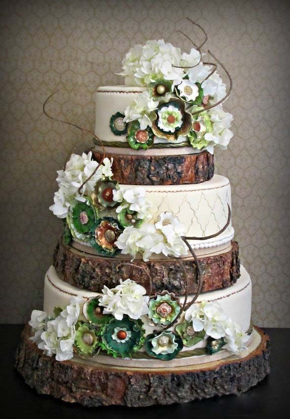 Unique Country Western Wedding Ideas | ... Idea If You Bring Country Wedding Cake In A Country Themed Wedding