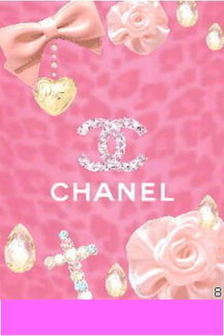 CHANEL Pink WP1 Wallpaper1