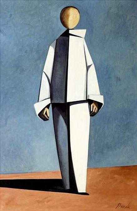 Duilio Barnabé: Pierrot, c1960