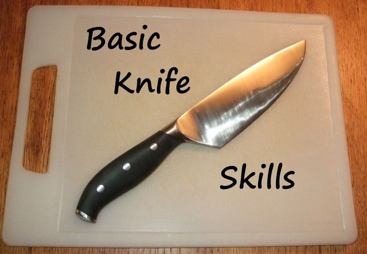 17 Best Images About FACS Knife Know How On Pinterest