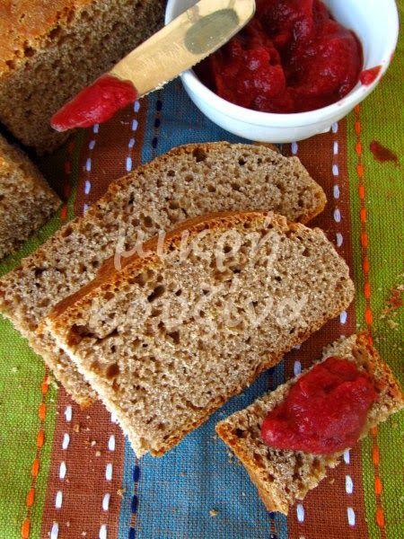 Εδώ και καιρό είχα γράψει για ψωμί με αλεύρι ζέας , το οποίο είχα φτιάξει με προζύμι από κεφίρ. Ο λόγος ήταν ότι αναγνώστρια του μπλογκ, τη...