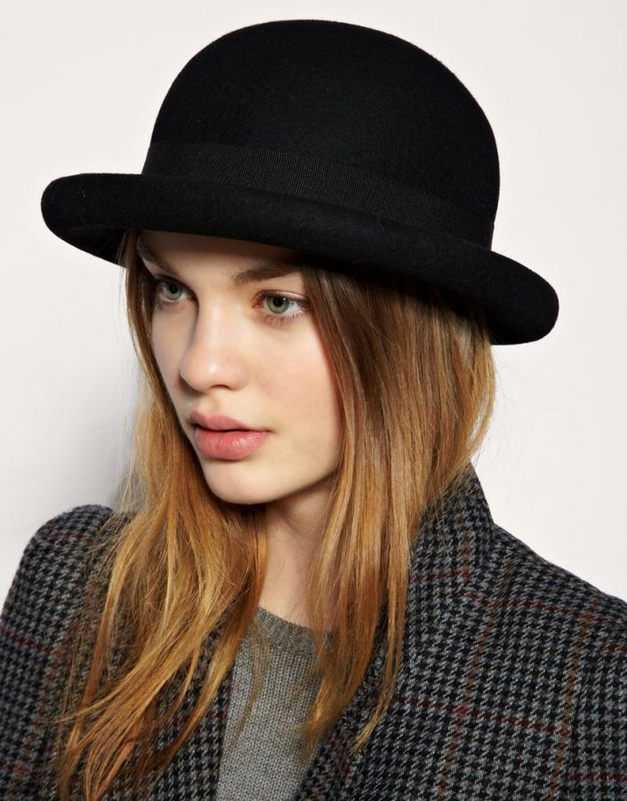 Image detail for -Women Hat Trends for 2011 – Stylish and Cool - Bowler Hat - Stylish ...