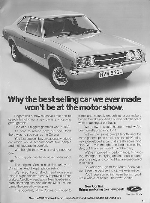 17 Best Images About Ford Cortina And Capri On Pinterest