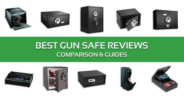 Looking for the Best Gun Safe Reviews? You will find all the information about different type of gun safes including cheap, biometric, large gun safes
