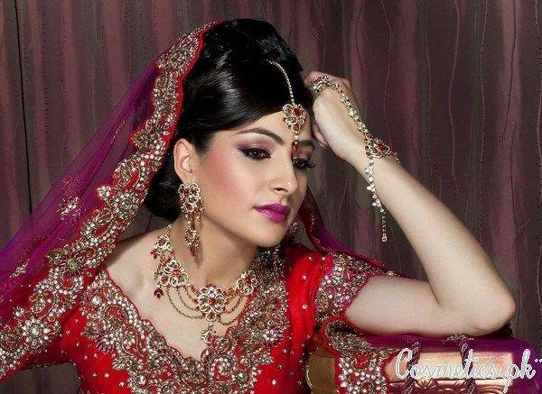 Pakistani Bridal Makeup in Urdu Video Dailymotion — Fashion World
