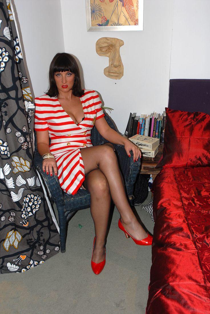 Wife high heels
