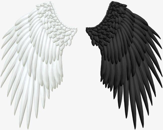 Asas Pretas E Brancas Asas Clipart Preto Branco Imagem Png E Vetor Para Download Gratuito Asas Pretas De Anjo Desenho De Asas De Anjo Asas De Anjo Png