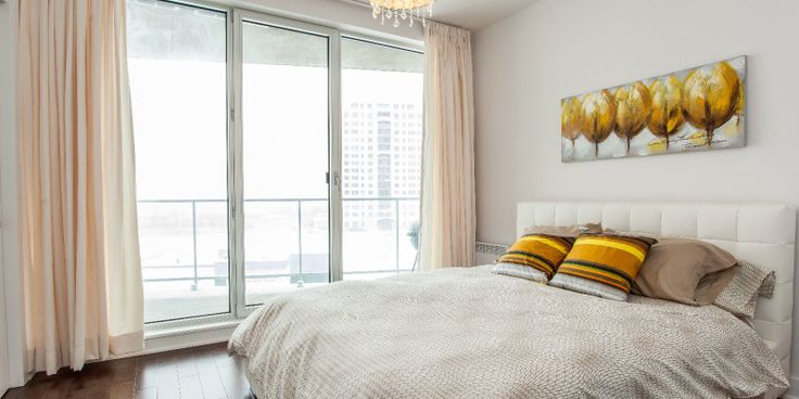 New Laval condo for rent, with parking, lots of sun and 5 minutes to one of the largest indoor shopping malls in Quebec.