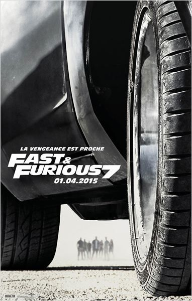 Fast & Furious 7 : Affiche | Films complets, Film ...