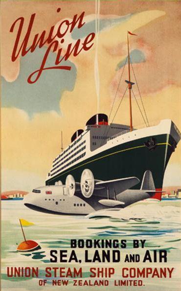union steamship company - Google Search