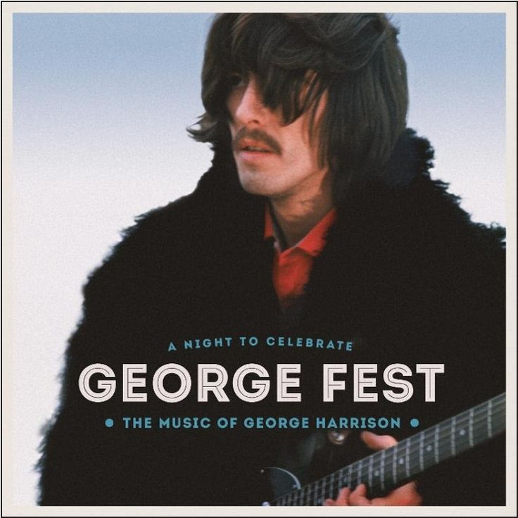 George Fest: A Night To Celebrate The Music Of George Harrison - Various Artists on 180g 3LP February 2016