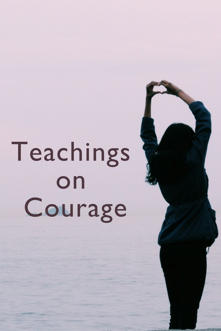 Courageous Women of the Bible: Leaving Behind Fear and ...