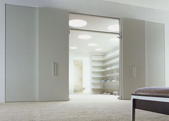 Aparo room divider with sliding door design 3 room dividers pinterest hanging room - Hanging sliding room divider ...