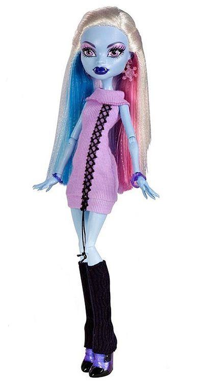 Monster High I <3 Fashion Abbey Bominable Doll