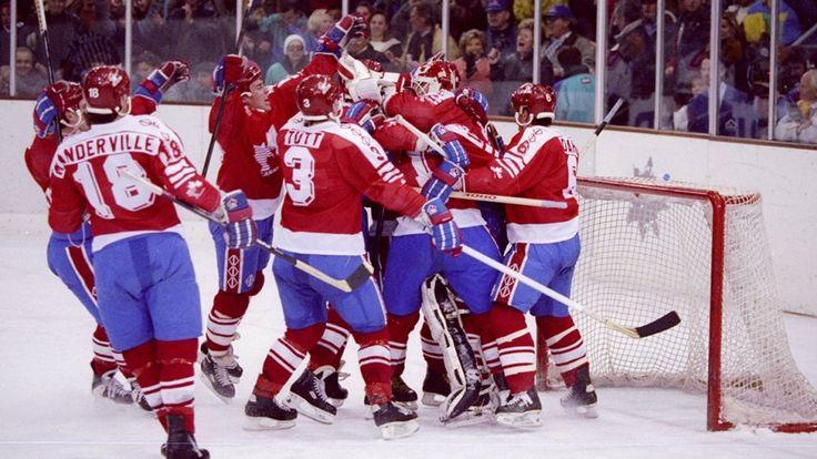 1992-Albertville-Canada-Hockey