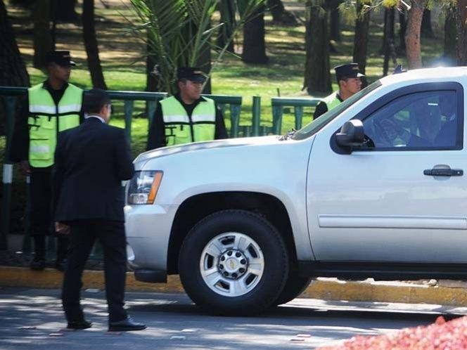 Migración y seguridad, temas que Peña trató con secretarios de EU | El Puntero