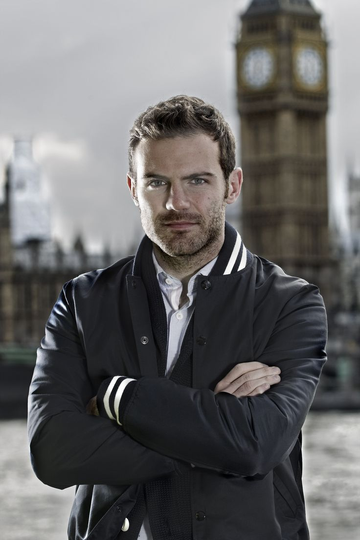Juan Mata in the city I love!