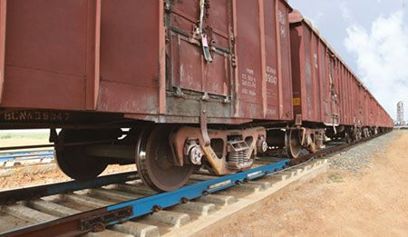 Essae Rail Weigh in Motion